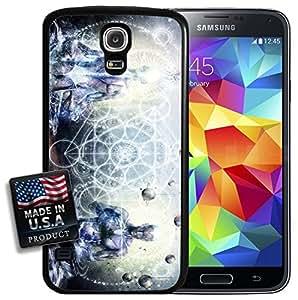 Spiritual Mind Body Soul MetaPhysics Anatomy Design Galaxy S5 Hard Case