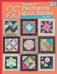 25 Patchwork Quilt Blocks: Vol. 2 (That Patchwork Place)