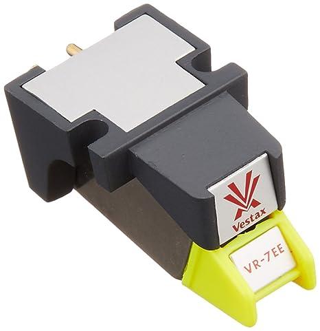 Vestax vr-7e Hi-Fi DJ giradiscos/Phono láser con elípticas lápiz ...