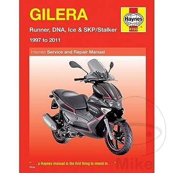 gilera runner haynes manual download