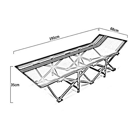 XHX Sillas reclinables plegables, sillones de jardín ...
