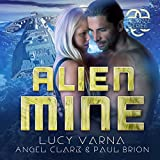 Alien Mine: The Pruxnae Series, Book 3