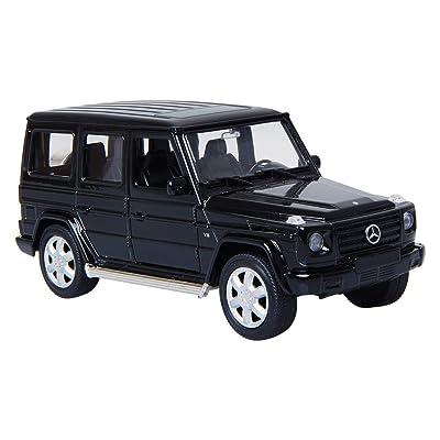 dgboy Welly 1:32 Mercedes-Benz G-Class / Black / Children / Toy / DIE-CAST Toy: Toys & Games