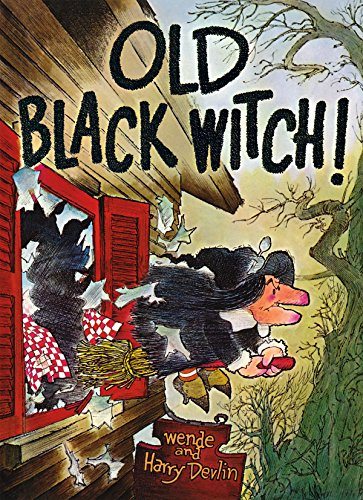 Old Black Witch! -