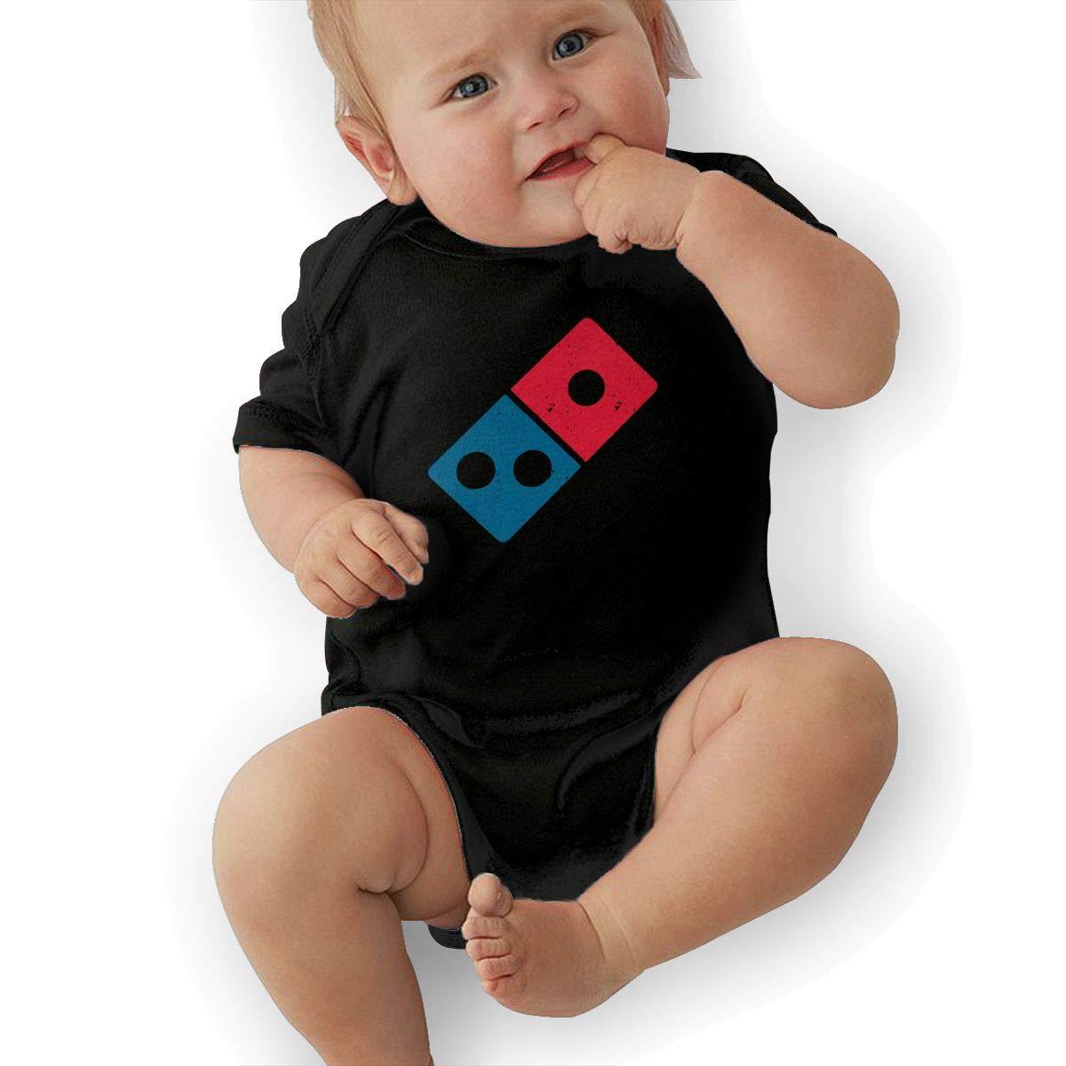 Dfenere I Swear Im A Bear Graphic Newborn Baby Short Sleeve Bodysuit Romper Infant Summer Clothing