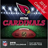 Arizona Cardinals 2017 Calendar