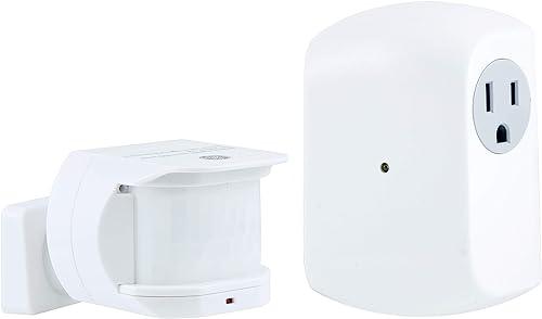 GE Wireless Motion-Sensing Control Transmitter
