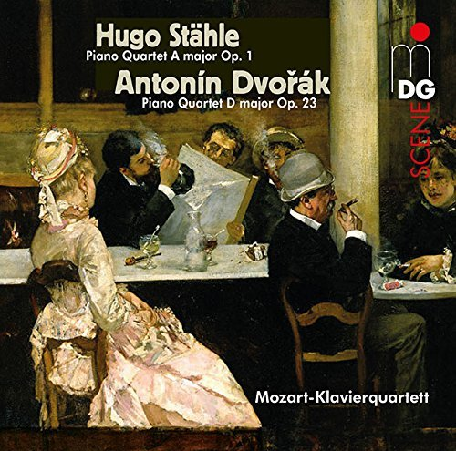 St??hle: Piano Quartet A major Op. 1 / Dvorak: Piano Quartet No. 1 / Mozart: Klavierquartett