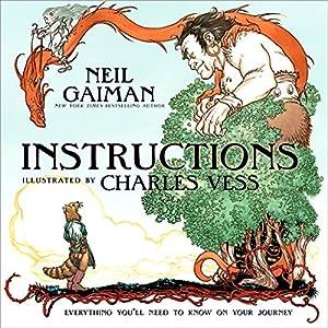 Instructions Audiobook