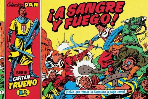 Descargar Libro El Capitán Trueno #1. ¡a Sangre Y Fuego! Víctor Mora