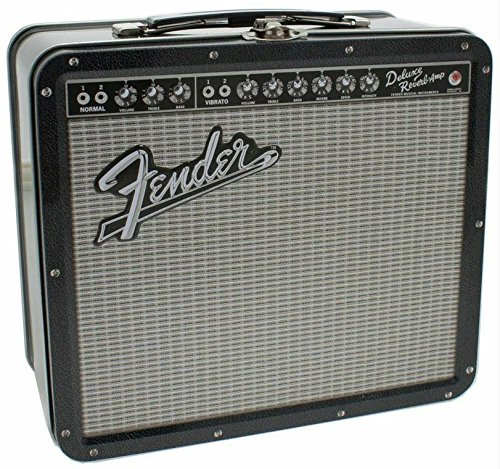 Aquarius Fender Amp Large Tin Fun Box