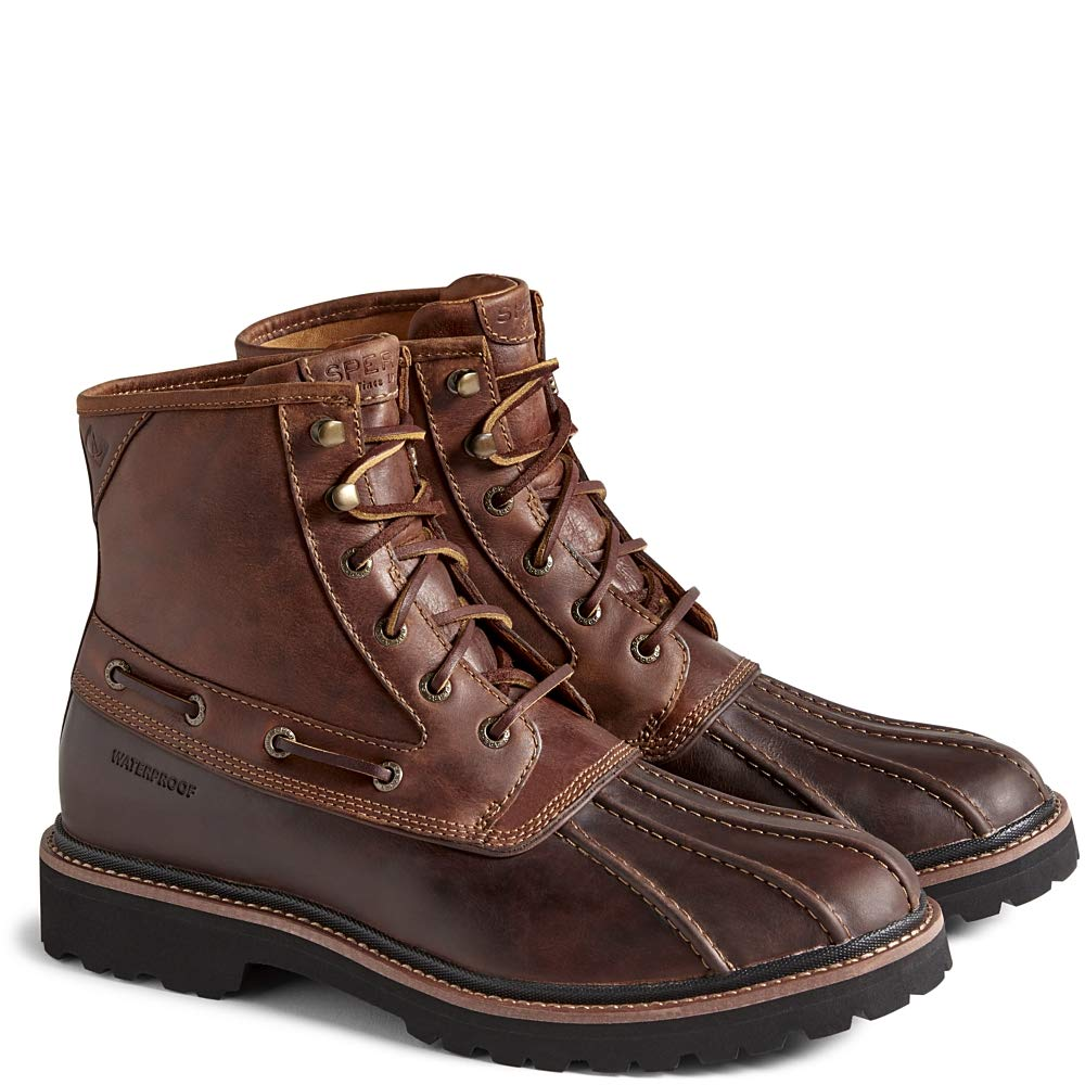 Sperry Top-Sider Top-Sider Top-Sider Gold Cup Lug Duck Stiefel 0013cd