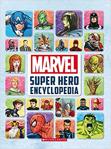 Buy Marvel Super Hero Encyclopedia Book Online At Low Prices In India |  Marvel Super Hero Encyclopedia Reviews U0026 Ratings   Amazon.in