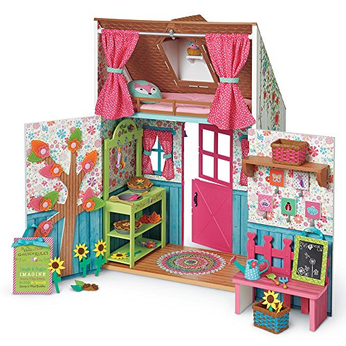 Cheap American Girl WellieWishers Playhouse hot sale