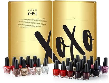 OPI - Nail Lacquer - XOXO Holiday Collection - Nail Lacquer Mini ...