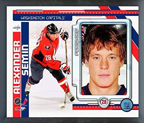 Alexander Semin Washington Capitals NHL Studio Plus Composite Photo (Size: 12