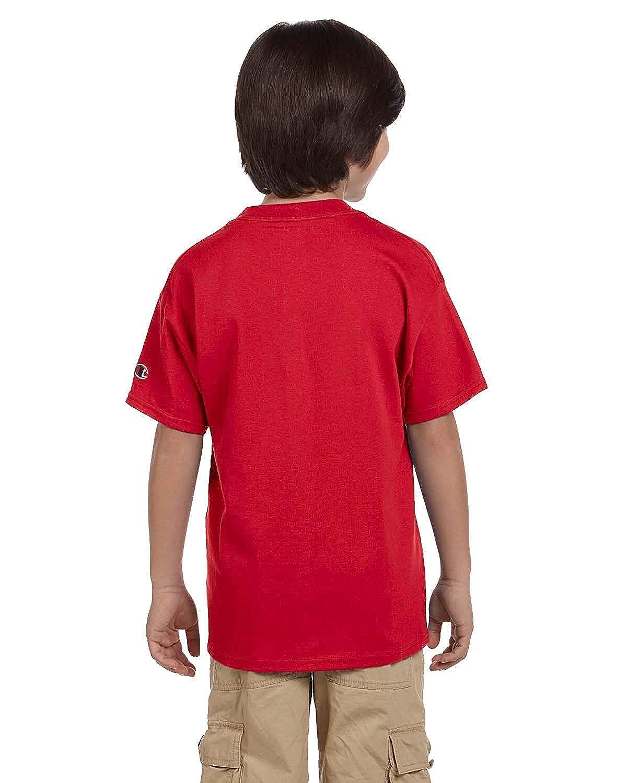 Short-Sleeve T-Shirt Champion Youth 6.1 oz
