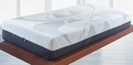 Colchón sirmio Platinum con espuma de poliuretano, 7 zonas – Dimensiones: 90 x 200