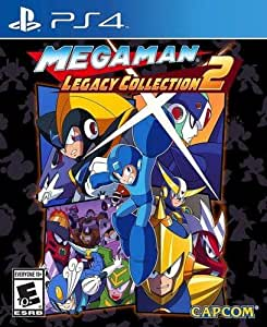 Mega Man Legacy Collection 2 for PlayStation 4 - Standard Edition