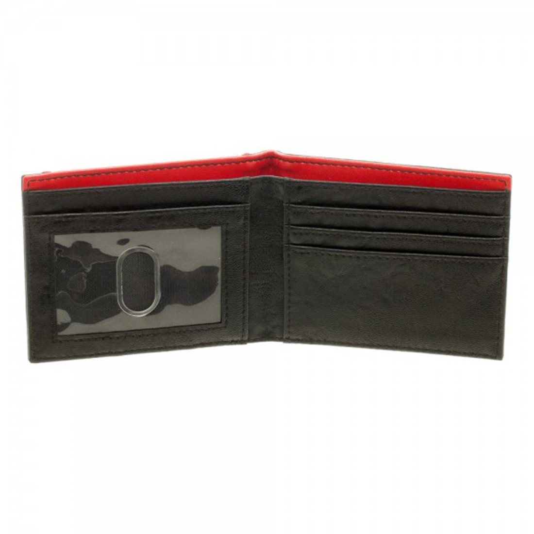 Marvel Deadpool Bi-Fold Boxed Wallet BioWorld MW3YPMMVU