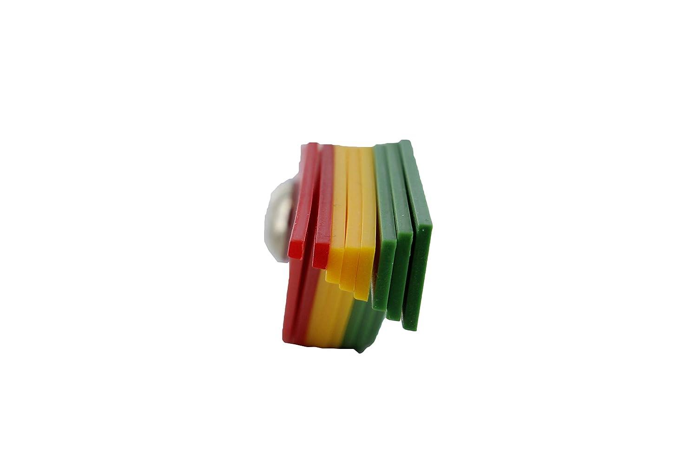 ABN Brake Lining Thickness SAE /& Metric Gauge 8 Piece Tool Set