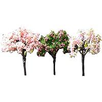Gosear 5 Piezas Estilo de árbol la Flor