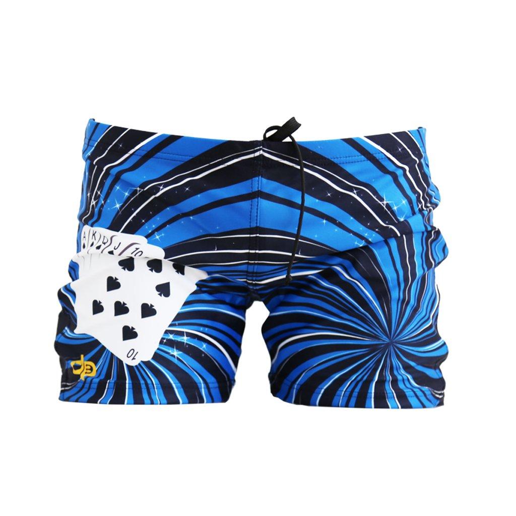 'Royal Flush' Diapolo Swimming Trunks/Swimwear