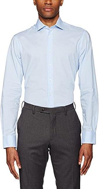 Hackett London Hkt Htooth BC Camisa para Hombre: Amazon.es: Ropa y accesorios