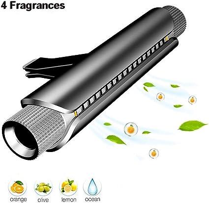 désodorisant Auto sortie parfum assainisseur d/'air de Ventilation auto