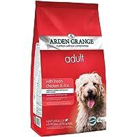 Arden Grange Adult Complete Dry Dog Food Chicken, 12 kg