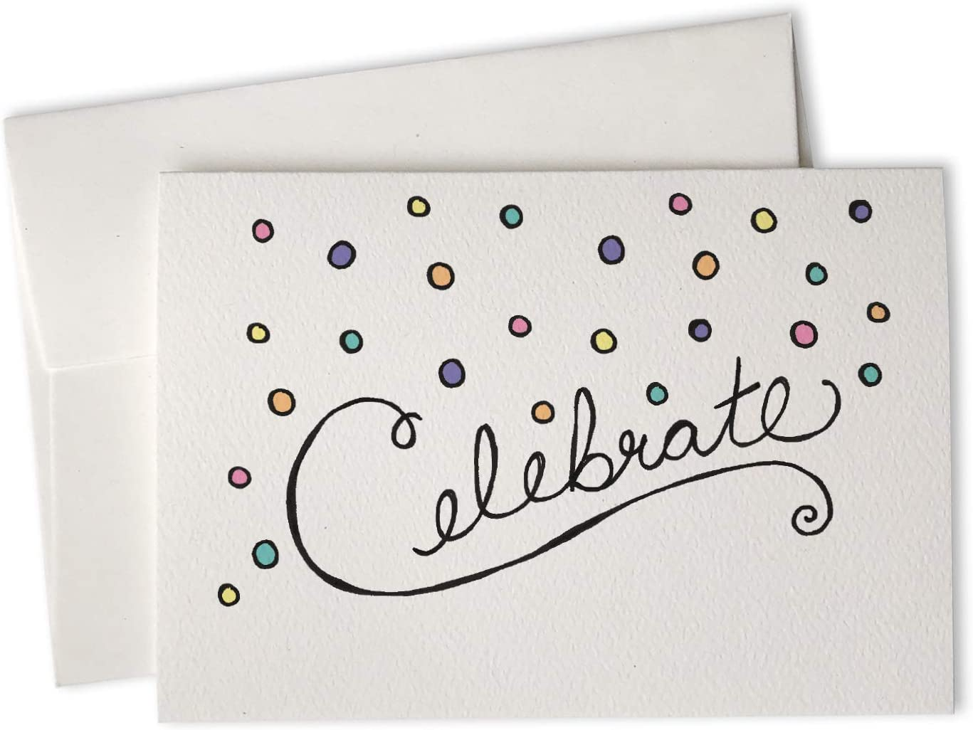 Free Confetti Unique Friend Flourish PaperCut Card Women Classic BBF Purple Blank inside Men Flourish
