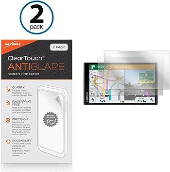 upscreen Scratch Clear Screen Protector Garmin DriveSmart 51 LMT-D Scratch-proof