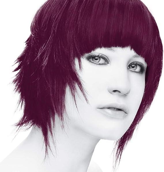 Stargazer SGS110, Tinta de pelo, UV, Semipermanente, Rojo (Cherry)