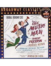The Music Man 1957 Original Broadway Cast