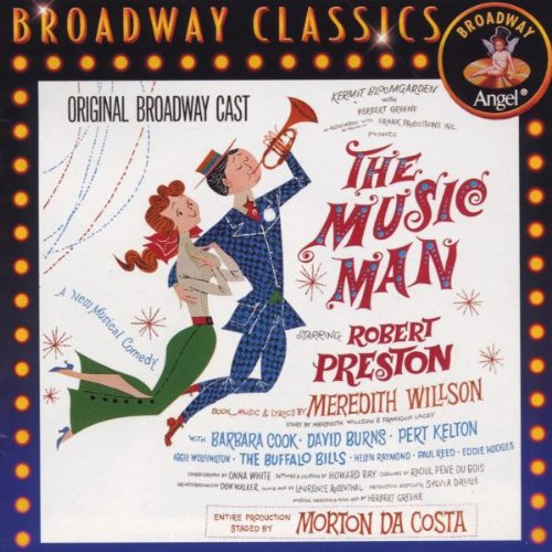The Music Man (1957 Original Broadway Cast)