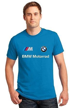 Camiseta Camisa T-Shirt tee Deportiva Hombre BMW MPower Motorrad ...