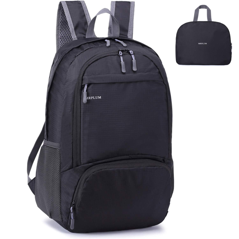 MRPLUM 25L-30L Rucksack Foldable Ultralight Packable Backpack ... 7990fae68c0ca