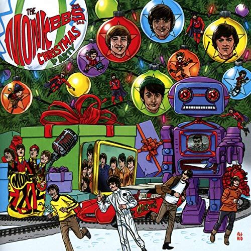 Top 10 monkeys christmas album