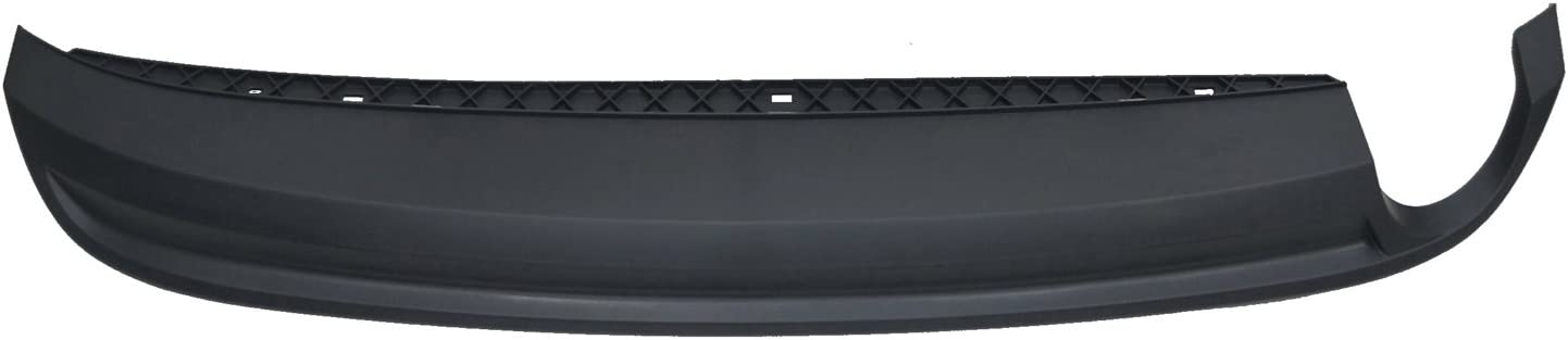 NEW REAR BUMPER LOWER VALANCE FITS 2012-2015 VOLKSWAGEN PASSAT VW1195107