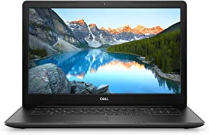 "2020 Dell Inspiron 17 17.3"" FHD Laptop Computer, 10th Gen Intel Quard-Core i7 1065G7 up to 3.9GHz, 8GB DDR4 RAM, 2TB HDD, 802.11ac WiFi, Webcam, HDMI, Windows 10, iPuzzle Mousepad, Online Class Ready"