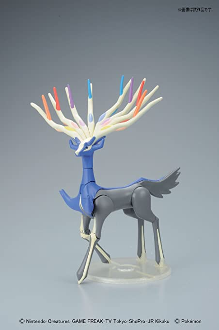 Pokemon Plastic Model Collection Selection Series 33 Xerneas: Amazon.es: Juguetes y juegos