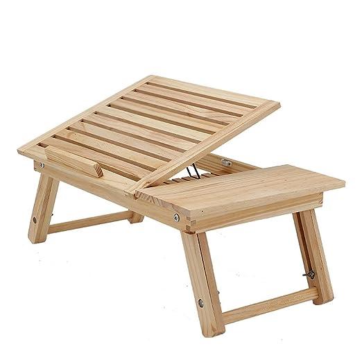 KHSKX Radiador, cama y escritorio portátil minimalista moderno ...