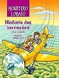 capa de História do mundo para as crianças