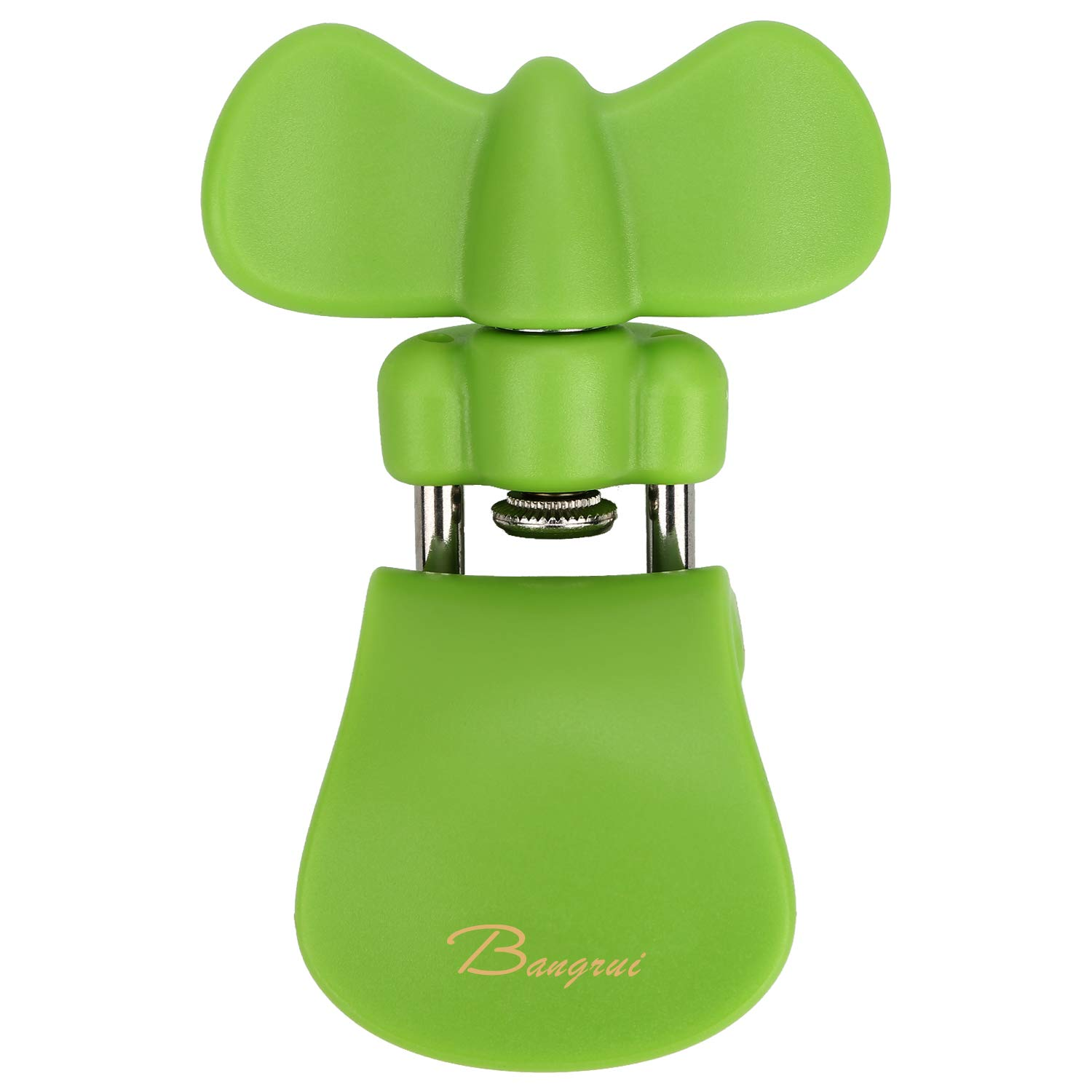 Home Kitchen Restaurant Safety Bottle Jar Manual Can Opener&Bangrui Professional 3-in-1 Can Opener.Smooth and Neat Edge Can Opener. Delicate Exterior. Best for the Left-handed and Outdoor-goers(Green) by BangRui