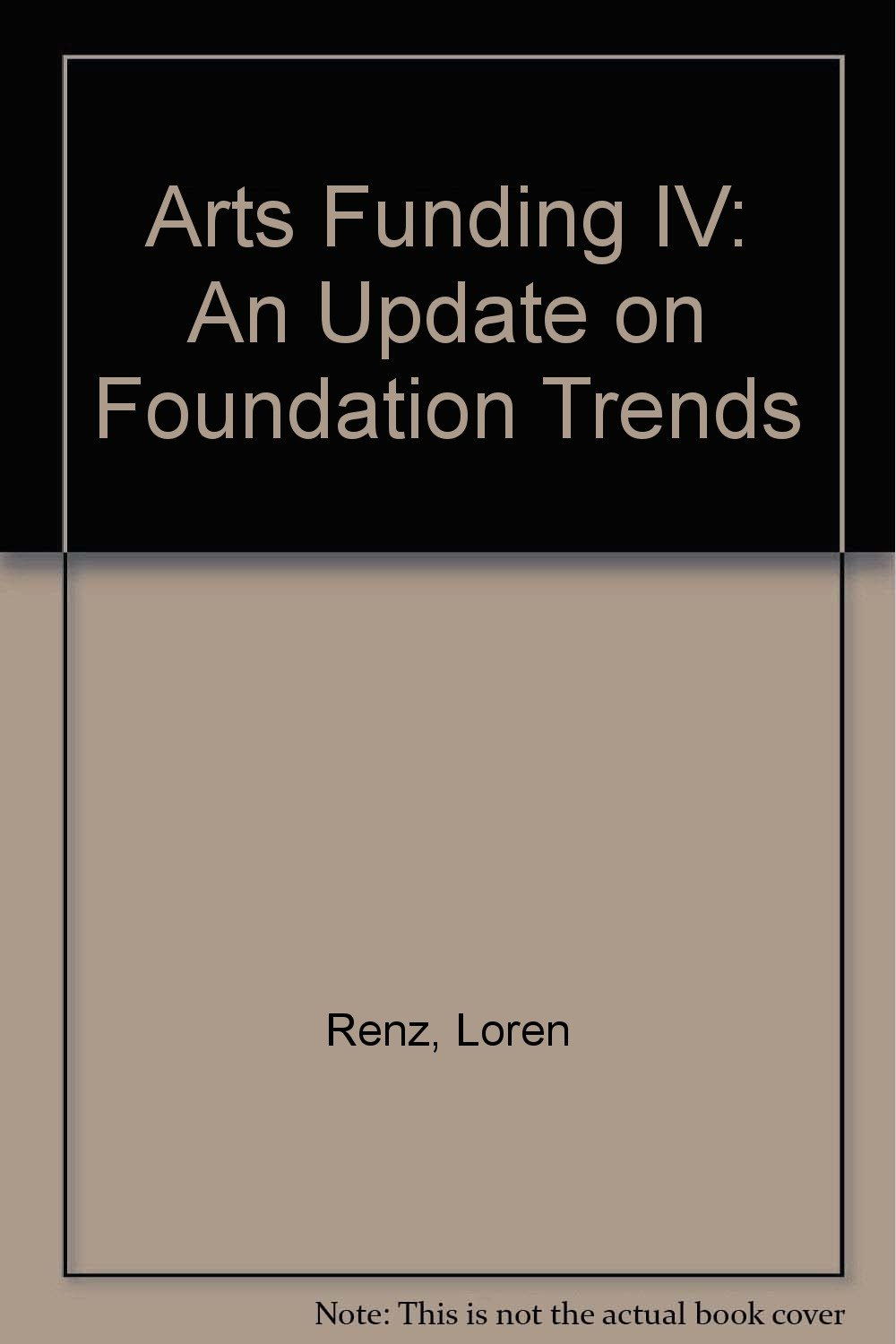 Download Arts Funding IV: An Update on Foundation Trends PDF