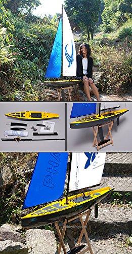 RC Sailboat Phantom-1.89m - Usa R/c Yacht