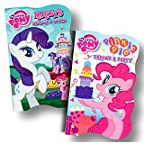Disney Baby Toddler Board Books - Set of 2 (My Little Pony Board Books)