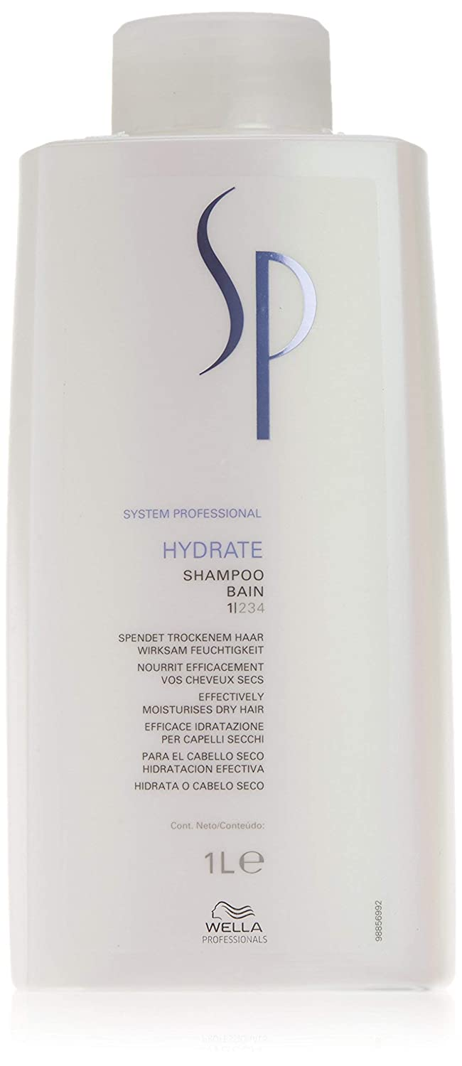 72931e834a78 Wella Sp Hydrate Shampoo For Normal To Dry Hair - 1000Ml/33.33Oz
