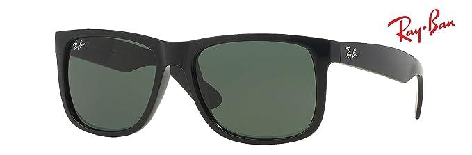 9ec8b7a832 Amazon.com  RB4165 (601 71) Black Green 55mm  Clothing