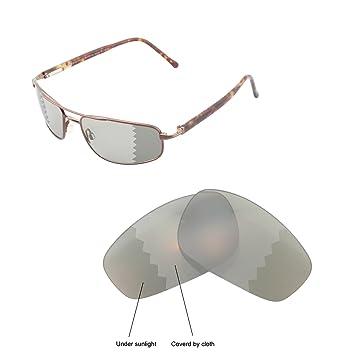 walleva vasos de repuesto para Maui Jim Kahuna Gafas de sol – más opciones de veces